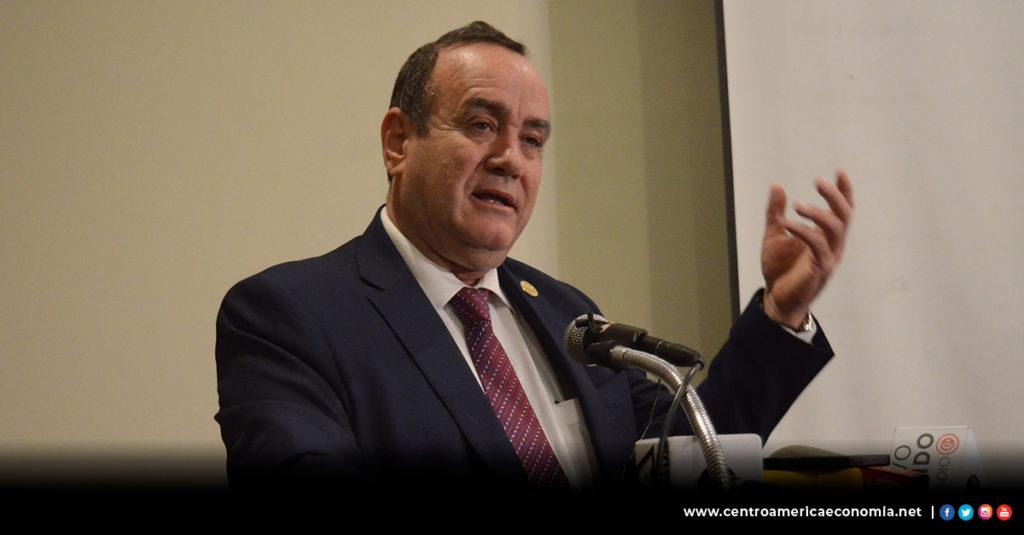 Guatemala, Alejandro Giammattei, Inversión, Migración,