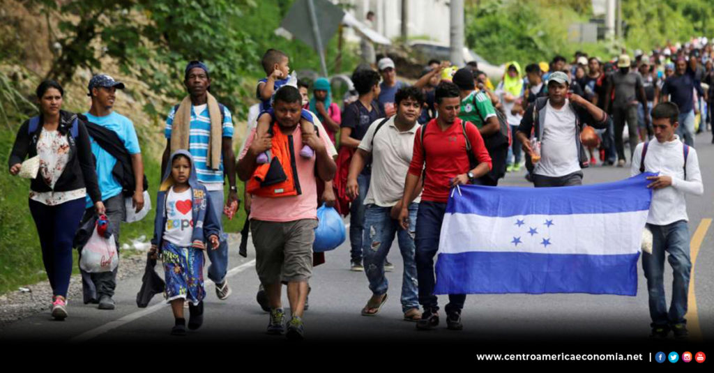 Migración, Honduras, Economía, Centroamérica, Remesas,