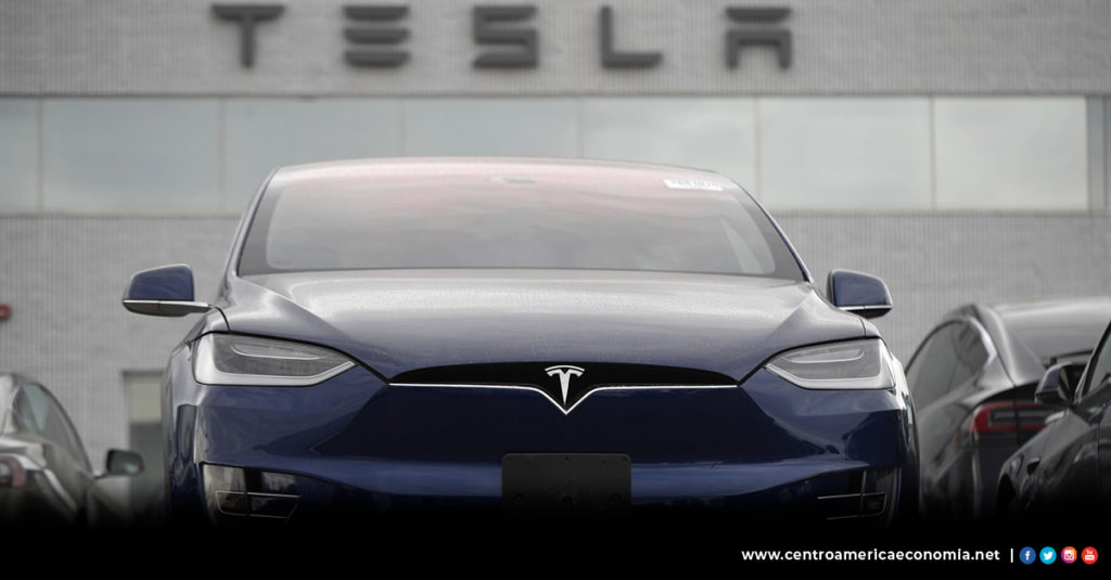 EUA, Tesla, Industria Automotriz,