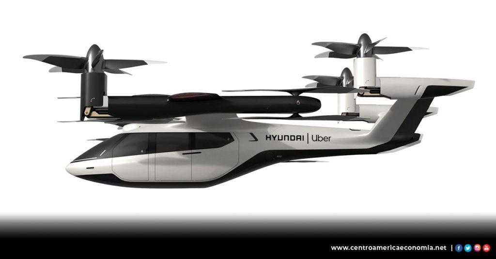Hyundai, Uber, Economía, Tecnología, Taxis Aéreos,