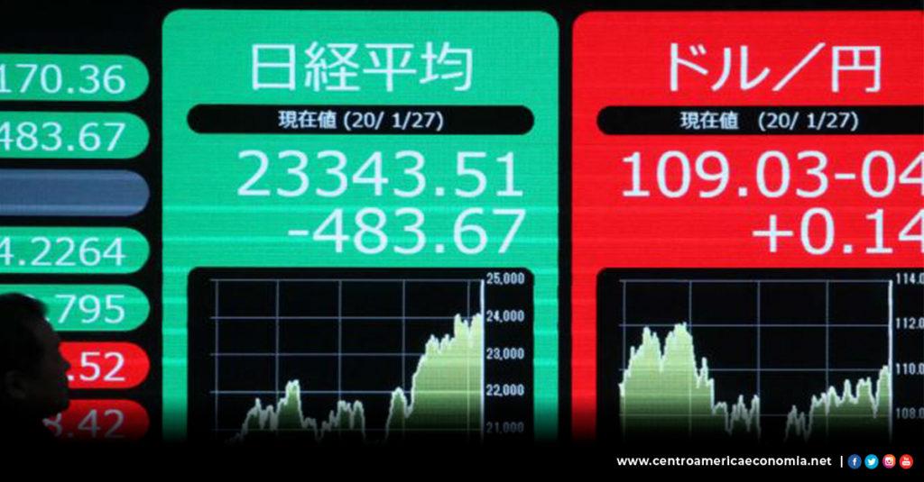 Economía, China, Bolsa de Valores de New York,
