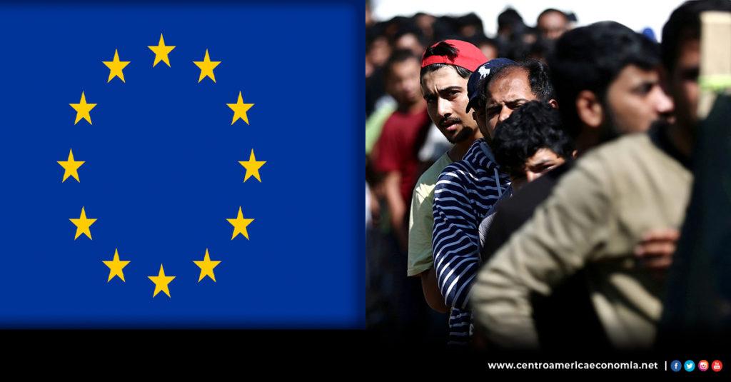 UE. migración, Centroamerica