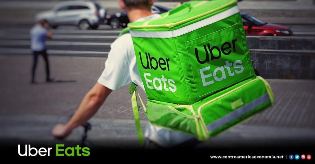 UberEats, El Salvador, 2020