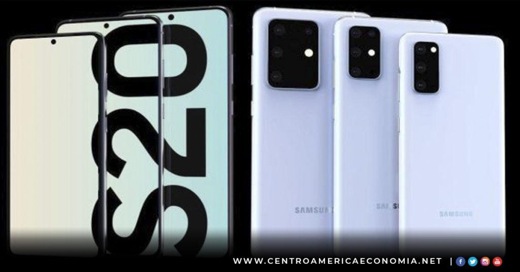 Samsung Galaxy S20, Galaxy Z Flip con tapita, Celulares, Teléfonos,