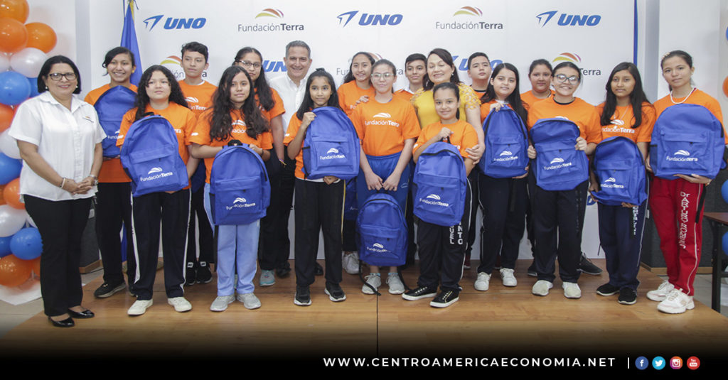 UNO, Fundacion Terra, El Salvador, Centroamérica,