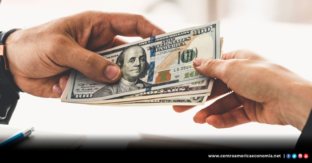 billetes-coronavirus-centroamerica-economia