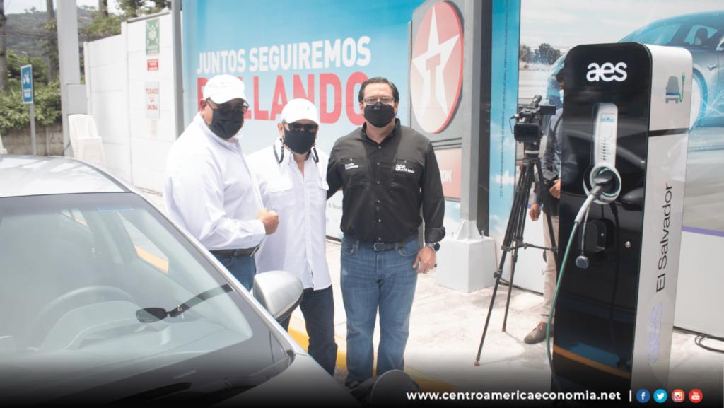 AES EL SALVADOR Y TEXACO