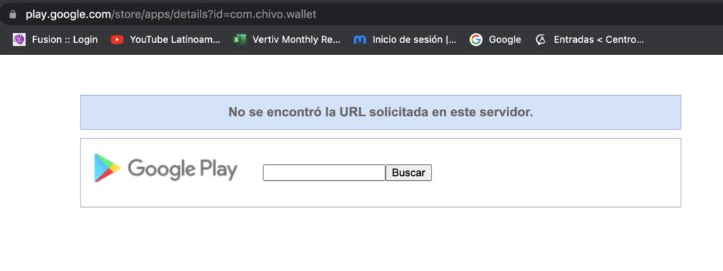 Chivo wallet